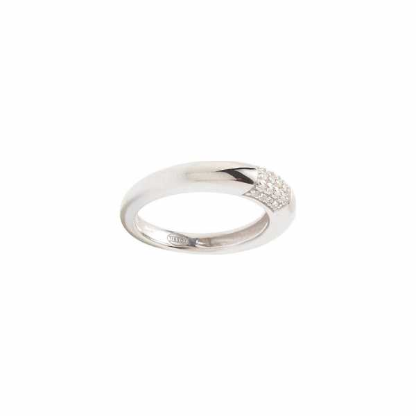 Fossil - Fossil Silver Ring JF17955040