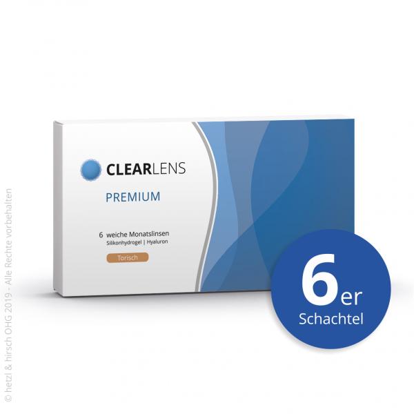 ClearLens Premium Monatslinsen Torisch