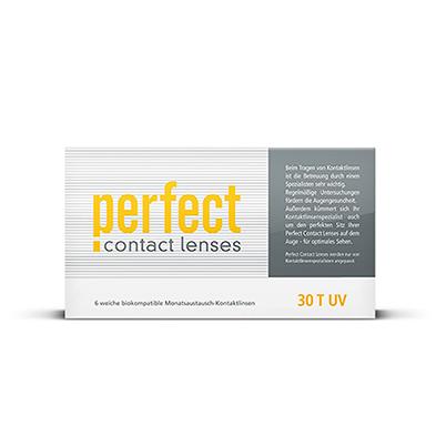 MPG&E perfect 30 T UV 6er Monatslinsen