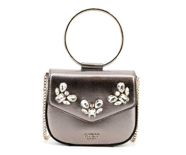 Guess - Crossbody pewter- VG711135