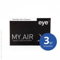 eye2 MY.AIR Multifocal 3er Monatslinsen