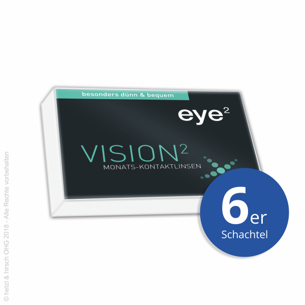 eye2 VISION2 Multifocal 6er Monatslinsen