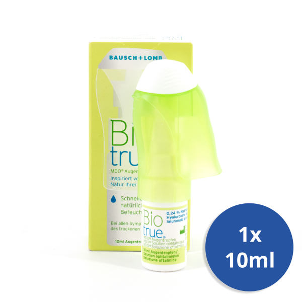 Bausch+Lomb Biotrue MDO Augentropfen 10ml
