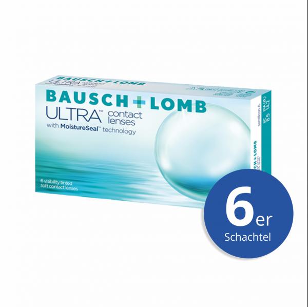 Bausch+Lomb ULTRA 6er Monatslinsen