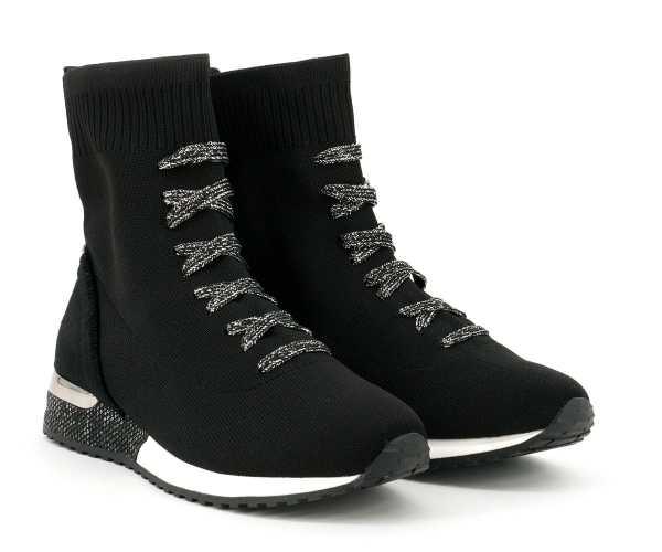 la strada - Sneaker schwarz - 1717154