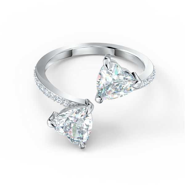 Swarovski - Attract Soul Heart Ring - 5512854