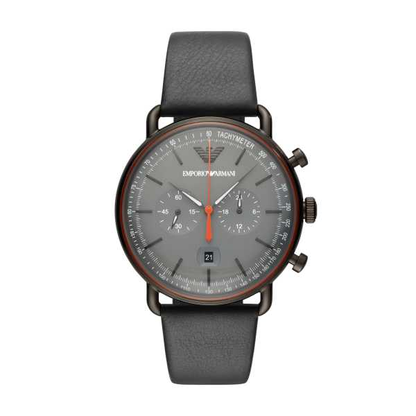 Emporiro Armani - Herrenuhr Chronograph AR11168