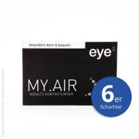 eye2 MY.AIR Multifocal 6er Monatslinsen