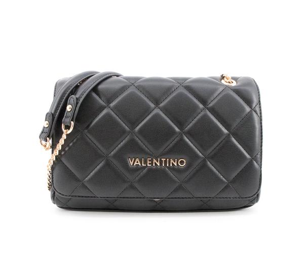 VALENTINO BAGS - Schultertasche Ocarina Nero - VBS3KK02