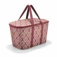 reisenthel coolerbag - diamonds rouge