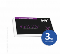 eye2 VIEW.ON + 3er Monatslinsen