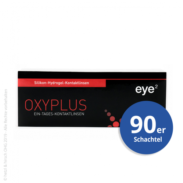 eye2 OXYPLUS 1day Multifocal 90er Tageslinsen