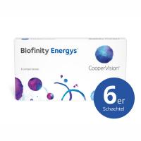 CooperVision Biofinity Energys 6er Monatslinsen