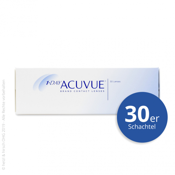 1-Day Acuvue 30er Tageslinsen