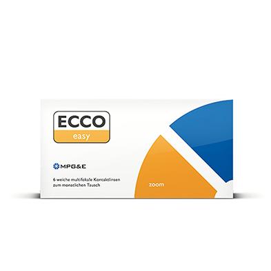 MPG&E ECCO easy zoom 6er Monatslinsen