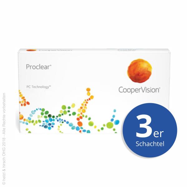 CooperVision Proclear 3er Monatslinsen