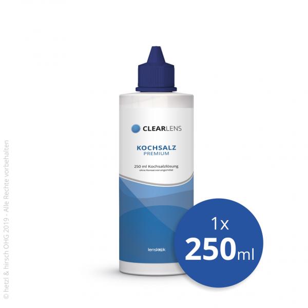 ClearLens Premium Kochsalz