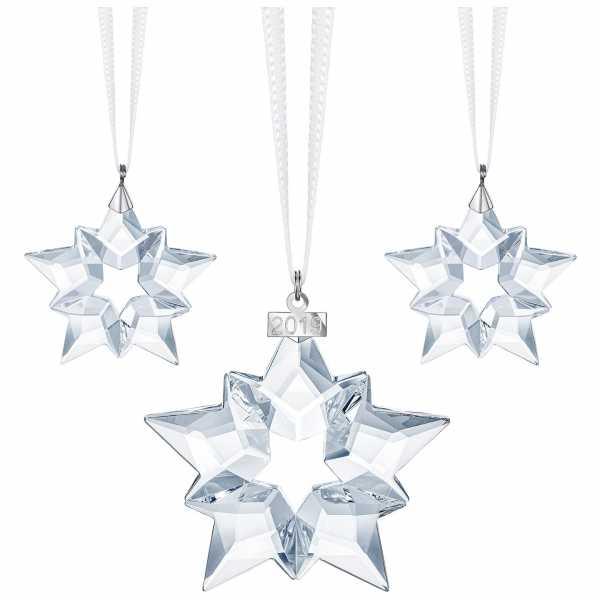 Swarovski - Ornament Set Sterne - 5429600