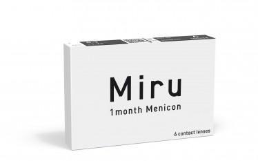Menicon Miru 1month 3er Monatslinsen