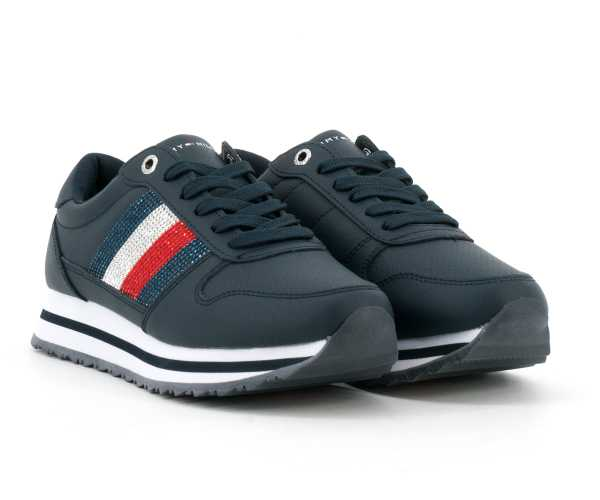 Tommy Hilfiger - Damen Sneaker - FW0FW04683