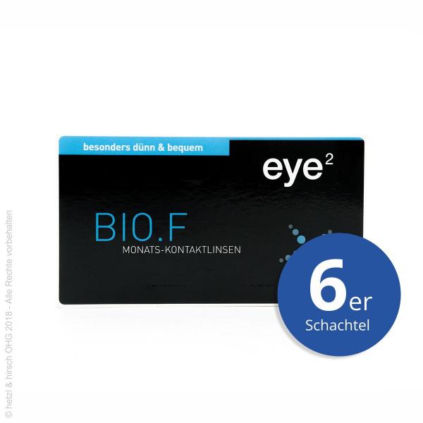 eye2 BIO.F Toric 6er Monatslinsen