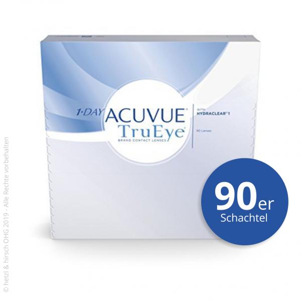 1-Day Acuvue TruEye 90er Tageslinsen