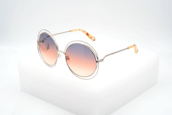 viele Stile diversifiziert in der Verpackung USA billig verkaufen Chloé - Sonnenbrille Carlina - CE114SD-812-58/18