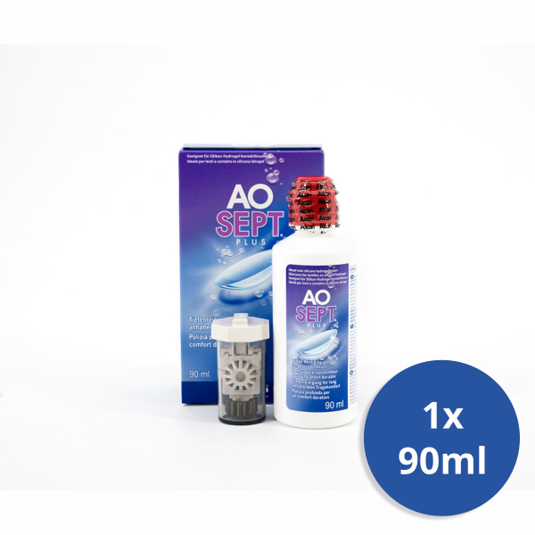 Alcon AOSEPT plus 90ml Peroxidlösung