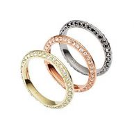 Fossil - Vintage Glitz Ring JF02126998505
