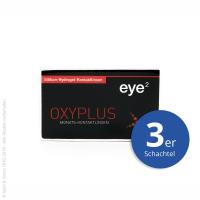 eye2 OXYPLUS ELITE 3er Monatslinsen