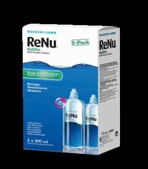 Bausch+Lomb ReNu MultiPlus 2x 360ml