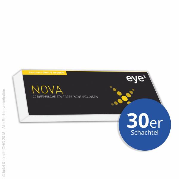eye2 NOVA 30er Tageslinsen