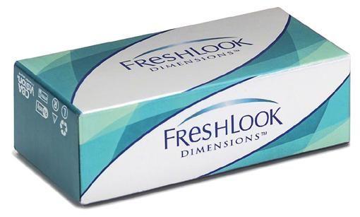 Alcon Fresh Look Dimensions 2er Farb-Monatslinsen