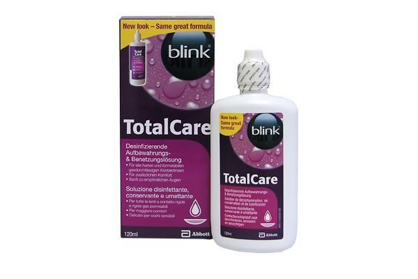 Blink TotalCare Aufbewahrung 120ml