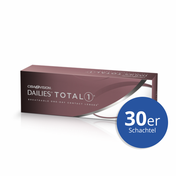 Alcon Dailies Total1 30er Tageslinsen