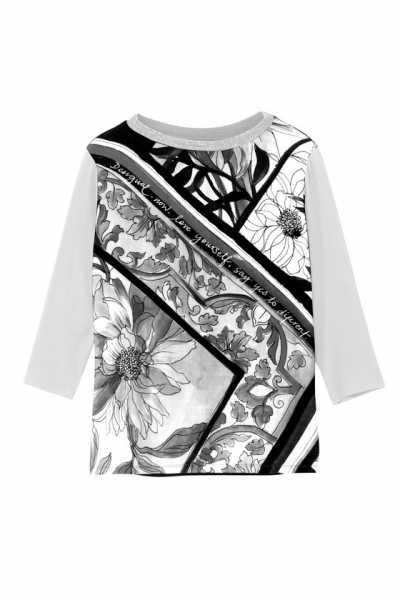 Desigual - T-Shirt Pals - 21SWTK49