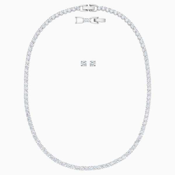 Swarovski - Halskette Tennis Deluxe Set - 5506861