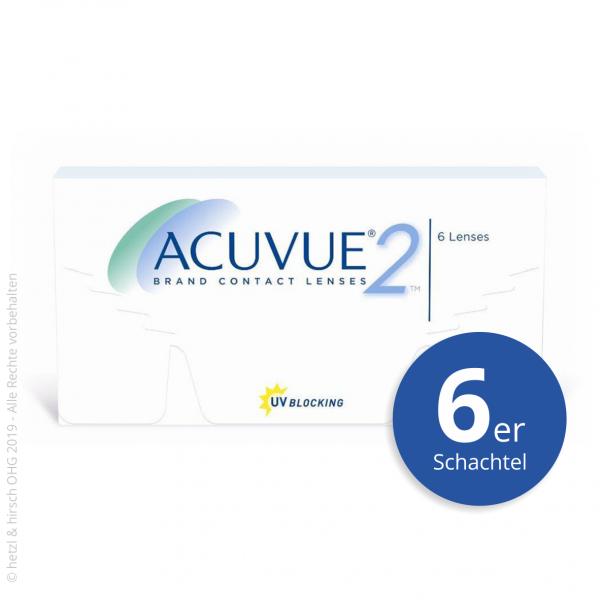 Acuvue 2 6er Wochenlinsen