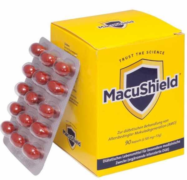 MacuShield - Weichkapseln