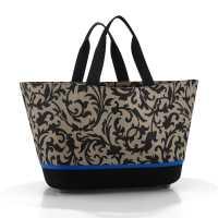 reisenthel shopping basket - baroque taupe