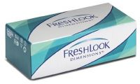 Alcon Fresh Look Dimensions 2er Farb-Monatslinsen