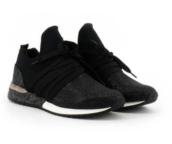 la strada - Sneaker schwarz - 1804189