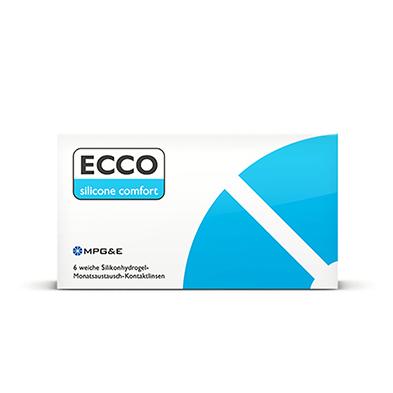 MPG&E ECCO silicone comfort Toric 6er Monatslinsen