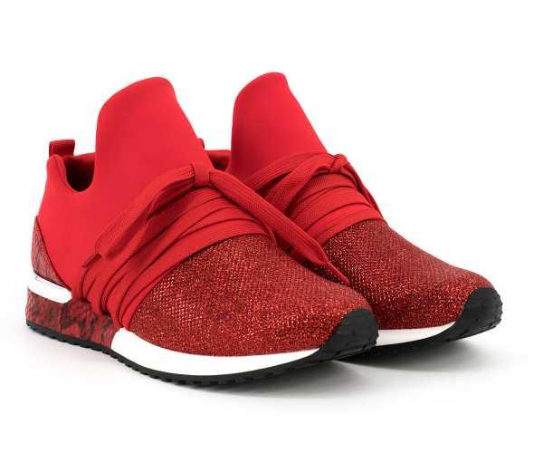 la strada - Sneaker rot - 1804189