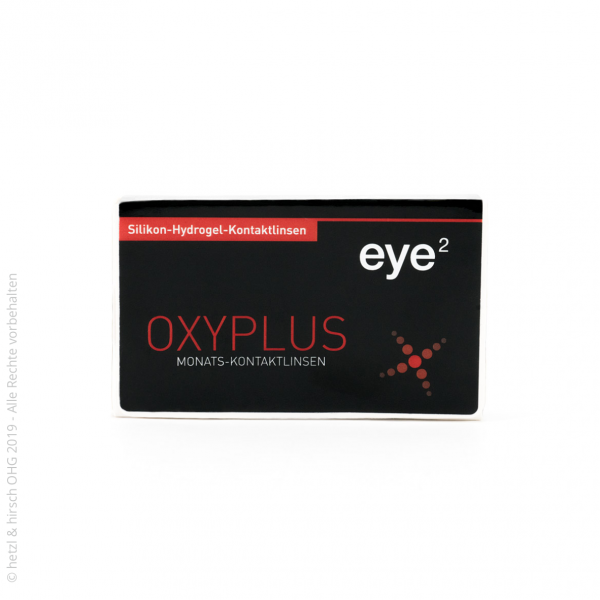 eye2 OXYPLUS Multifocal 6er Monatslinsen