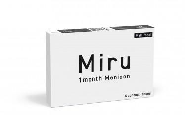 Menicon Miru 1month Multifocal 3er Monatslinsen