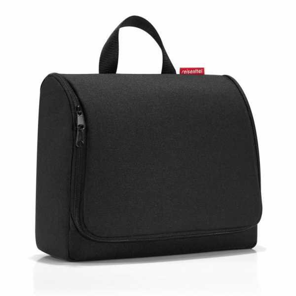 reisenthel toiletbag XL - black