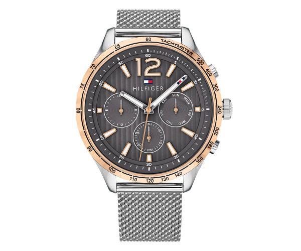 Tommy Hilfiger - Herrenuhr Gavin SS Watch - 1791466