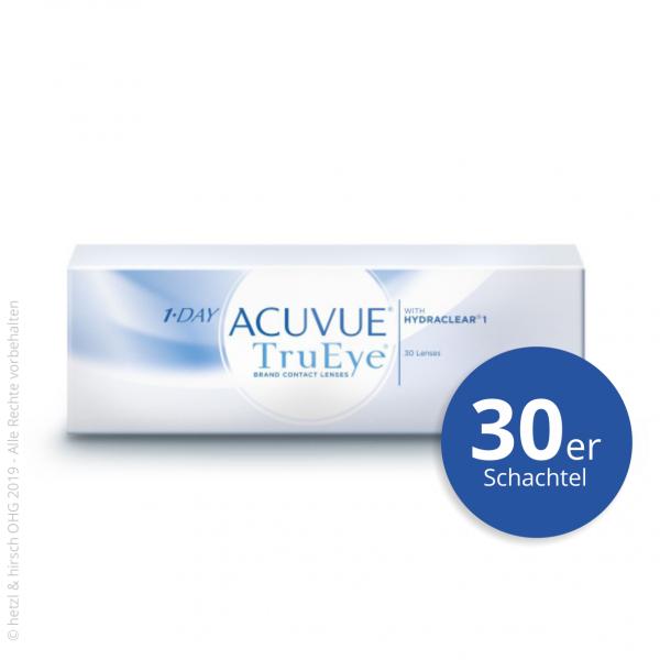 1-Day Acuvue TruEye 30er Tageslinsen