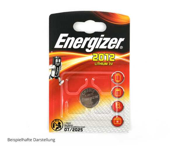 Energizer® - Lithium 3V Knopfzellen Batterien